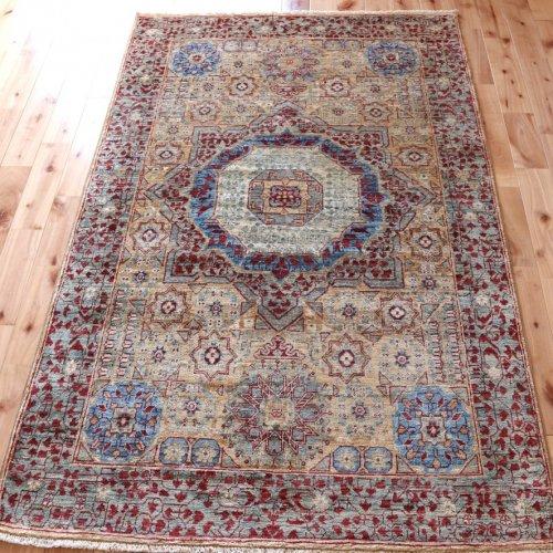 マムルーク絨毯 163x105