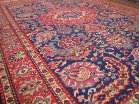 カイセリ絨毯ブンヤン 約294x202cm