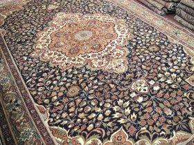 カイセリ絨毯ブンヤン no.2 約295x200cm 5.90平米