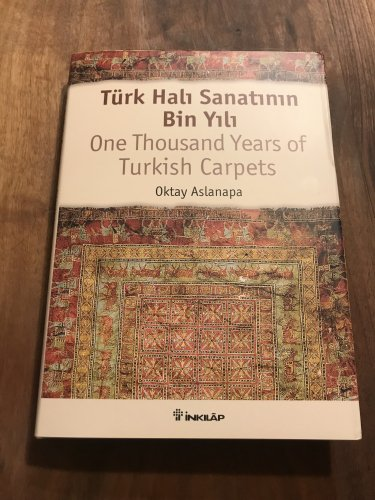 <img class='new_mark_img1' src='https://img.shop-pro.jp/img/new/icons30.gif' style='border:none;display:inline;margin:0px;padding:0px;width:auto;' />One Thousand years of Turkish Carpets トルコ絨毯の一千年