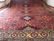 オールドヘレケ絨毯<br>300x214cm