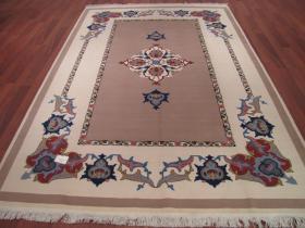 最高級ヘレケ絨毯<br>シュメルバンク<br>Ozel<br>世界に7枚だけの柄OzelPolonez