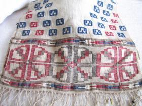 セミアンティーク<br>手織り古布
