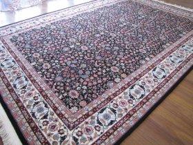 最高級ヘレケ絨毯 シュメル YDC柄 約293x201cm