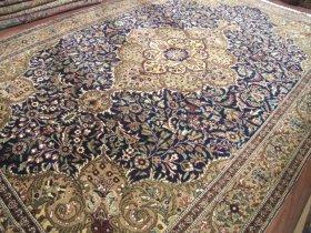 カイセリ絨毯ブンヤン 約290x195cm 5.65平米