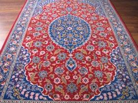 最高級ヘレケ絨毯 トルコ政府証明書付き 特別に織られたヘレケ絨毯 Erikdali