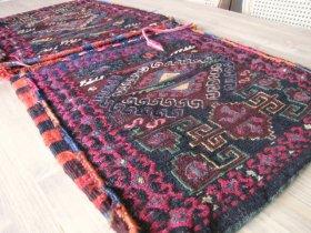 クルド ヘルキのヘイベ 美しいスマック織り