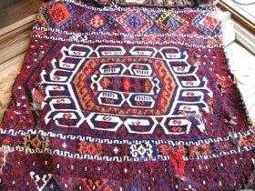 マラティア ヘイベ 素晴らしい織りと色使い