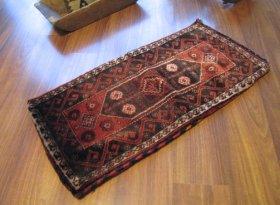 オールド絨毯 東部アナトリア クルドのヤストゥック 袋状