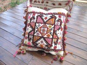シヴリヒサル ヘイベ 素晴らしい色使いとジジム織り #3015