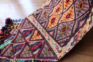 ソルトバッグ 手織りオールド塩袋 #13818