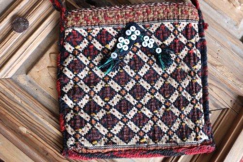 カシュカイ族 遊牧民のバッグ チャンタ