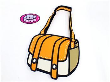 ジャンプフロムペーパー JumpFromPaper バッグ Cheese! JFP-007