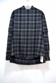 [ー]Minus NEL TUNIC (GRY)<img class='new_mark_img2' src='//img.shop-pro.jp/img/new/icons15.gif' style='border:none;display:inline;margin:0px;padding:0px;width:auto;' />