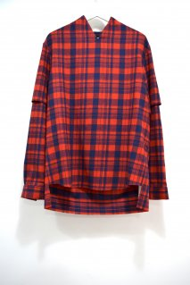 [ー]Minus NEL TUNIC (RED)<img class='new_mark_img2' src='//img.shop-pro.jp/img/new/icons15.gif' style='border:none;display:inline;margin:0px;padding:0px;width:auto;' />