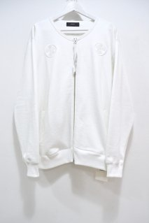 [ー]Minus KAMON NO COLLAR JACKET(WHT)<img class='new_mark_img2' src='//img.shop-pro.jp/img/new/icons15.gif' style='border:none;display:inline;margin:0px;padding:0px;width:auto;' />