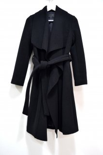 you ozeki double face drape coat(BLK)<img class='new_mark_img2' src='//img.shop-pro.jp/img/new/icons15.gif' style='border:none;display:inline;margin:0px;padding:0px;width:auto;' />