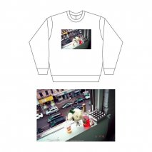 SYU.HOMME/FEMM×Ohno Toshio long sleeve tee (Ny city)<img class='new_mark_img2' src='//img.shop-pro.jp/img/new/icons15.gif' style='border:none;display:inline;margin:0px;padding:0px;width:auto;' />