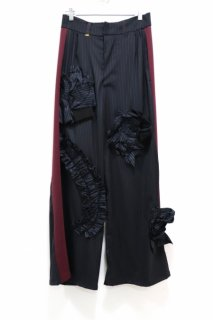 【40%OFF】lilith art duct Stripe pants<img class='new_mark_img2' src='https://img.shop-pro.jp/img/new/icons20.gif' style='border:none;display:inline;margin:0px;padding:0px;width:auto;' />