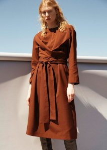 BELPER CROSS BELT DRESS(BROWN)<img class='new_mark_img2' src='//img.shop-pro.jp/img/new/icons15.gif' style='border:none;display:inline;margin:0px;padding:0px;width:auto;' />