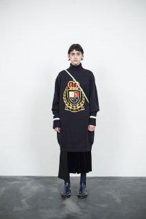 soe  Highneck Sweater One-Piece