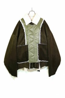 elephant TRIBAL fabrics  Mouton Big MA-1(Khaki)