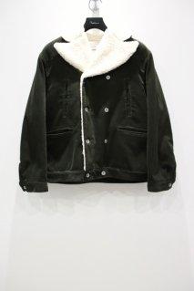 SUGARHILL  Boa jacket(KHAKI)
