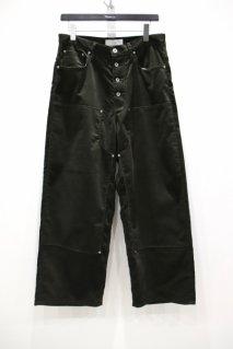 SUGARHILL  Double knee Corduroy pants(Khaki)