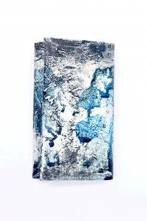 KAGARI YUSUKE 都市型迷彩 カード&キーケース(青)※2月入荷予定予約品