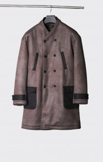 【20%OFF】[ー]Minus  MOUTON P-COAT<img class='new_mark_img2' src='https://img.shop-pro.jp/img/new/icons16.gif' style='border:none;display:inline;margin:0px;padding:0px;width:auto;' />