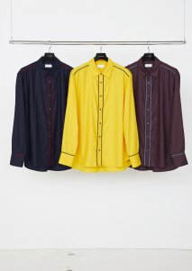 【20%OFF】LITTLEBIG  Piping SH(YELLOW or BURGUNDY)<img class='new_mark_img2' src='https://img.shop-pro.jp/img/new/icons20.gif' style='border:none;display:inline;margin:0px;padding:0px;width:auto;' />