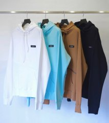 SYU.HOMME/FEMM  Coil Zip Hoodie(Turquoise or Black)<img class='new_mark_img2' src='https://img.shop-pro.jp/img/new/icons15.gif' style='border:none;display:inline;margin:0px;padding:0px;width:auto;' />