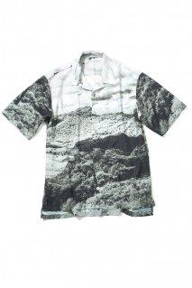 【20%OFF】soe  H/S Open Collar Shirt