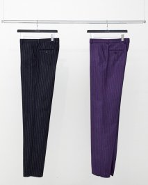 LITTLEBIG  Chalk Stripe Straight Trousers(8月〜9月入荷予定予約品)<img class='new_mark_img2' src='https://img.shop-pro.jp/img/new/icons15.gif' style='border:none;display:inline;margin:0px;padding:0px;width:auto;' />