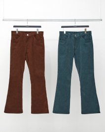 LITTLEBIG  Corduroy Flare Pants(Green)<img class='new_mark_img2' src='https://img.shop-pro.jp/img/new/icons15.gif' style='border:none;display:inline;margin:0px;padding:0px;width:auto;' />