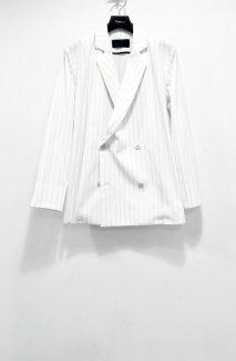KONYA  Mercer Shirt Jacket(WHITE)<img class='new_mark_img2' src='https://img.shop-pro.jp/img/new/icons15.gif' style='border:none;display:inline;margin:0px;padding:0px;width:auto;' />