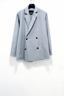 KONYA  Mercer Shirt Jacket(GRAY)<img class='new_mark_img2' src='https://img.shop-pro.jp/img/new/icons15.gif' style='border:none;display:inline;margin:0px;padding:0px;width:auto;' />