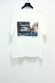 JOHN MASON SMITH × Cheryl Dunn  SHORT SLEEVE T-SHIRT(AVE A FOREST)<img class='new_mark_img2' src='https://img.shop-pro.jp/img/new/icons15.gif' style='border:none;display:inline;margin:0px;padding:0px;width:auto;' />
