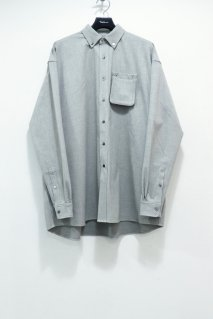 KONYA  P,Removal loose shirt(GRAY)<img class='new_mark_img2' src='https://img.shop-pro.jp/img/new/icons15.gif' style='border:none;display:inline;margin:0px;padding:0px;width:auto;' />
