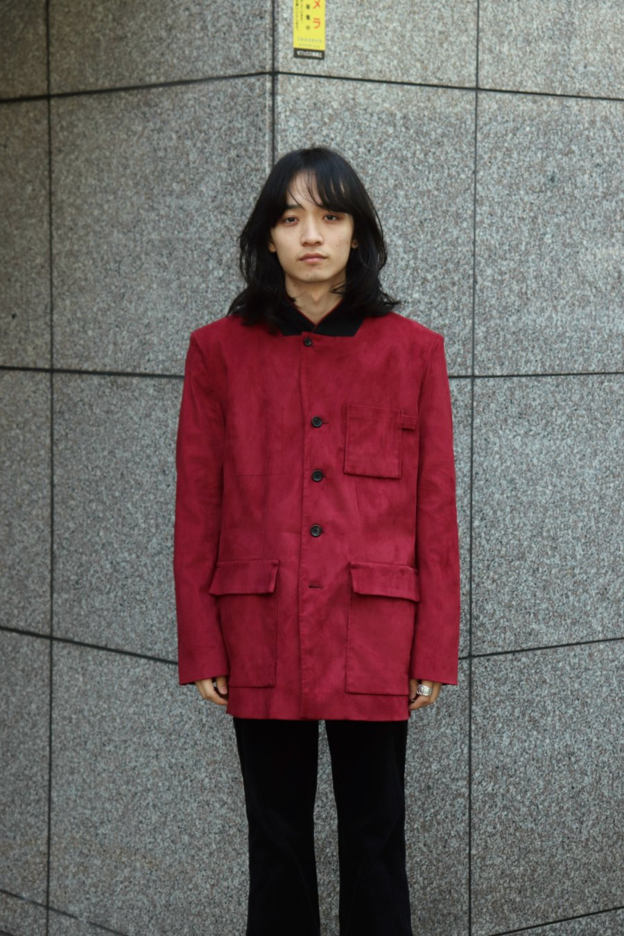 【20%OFF】[ー]Minus  TAILORED JACKET<img class='new_mark_img2' src='https://img.shop-pro.jp/img/new/icons20.gif' style='border:none;display:inline;margin:0px;padding:0px;width:auto;' />