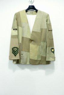 Takaya Hioki  Vintage Patchwork Jacket<img class='new_mark_img2' src='https://img.shop-pro.jp/img/new/icons15.gif' style='border:none;display:inline;margin:0px;padding:0px;width:auto;' />