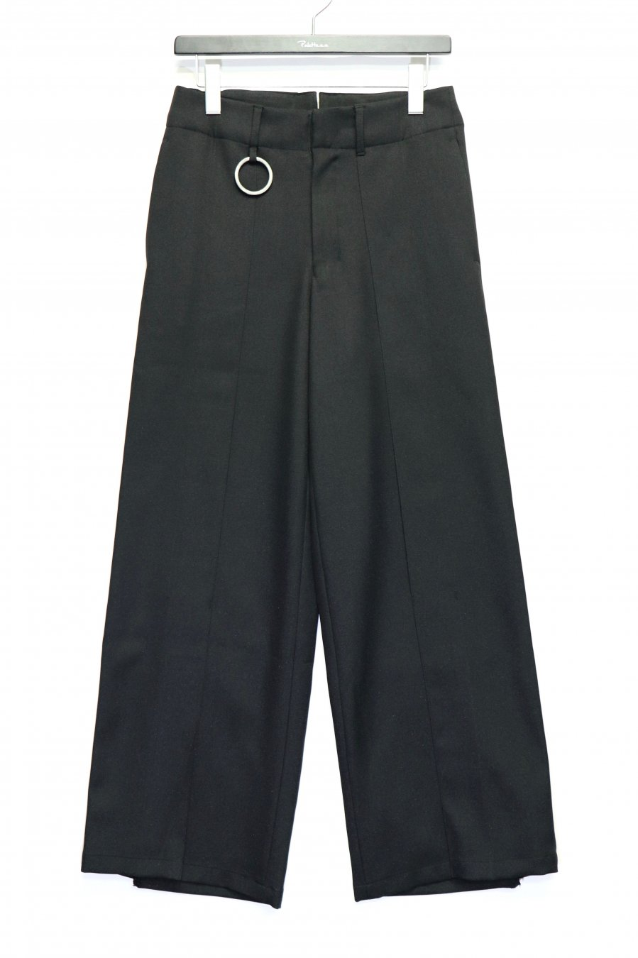 [ー]MINUS  WIDE&FLARE TROUSERS<img class='new_mark_img2' src='https://img.shop-pro.jp/img/new/icons15.gif' style='border:none;display:inline;margin:0px;padding:0px;width:auto;' />