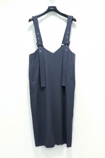 UJOH  Suspender Dress<img class='new_mark_img2' src='https://img.shop-pro.jp/img/new/icons15.gif' style='border:none;display:inline;margin:0px;padding:0px;width:auto;' />