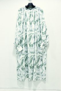 tiit tokyo  marble maxi dress(GREEN)<img class='new_mark_img2' src='https://img.shop-pro.jp/img/new/icons15.gif' style='border:none;display:inline;margin:0px;padding:0px;width:auto;' />