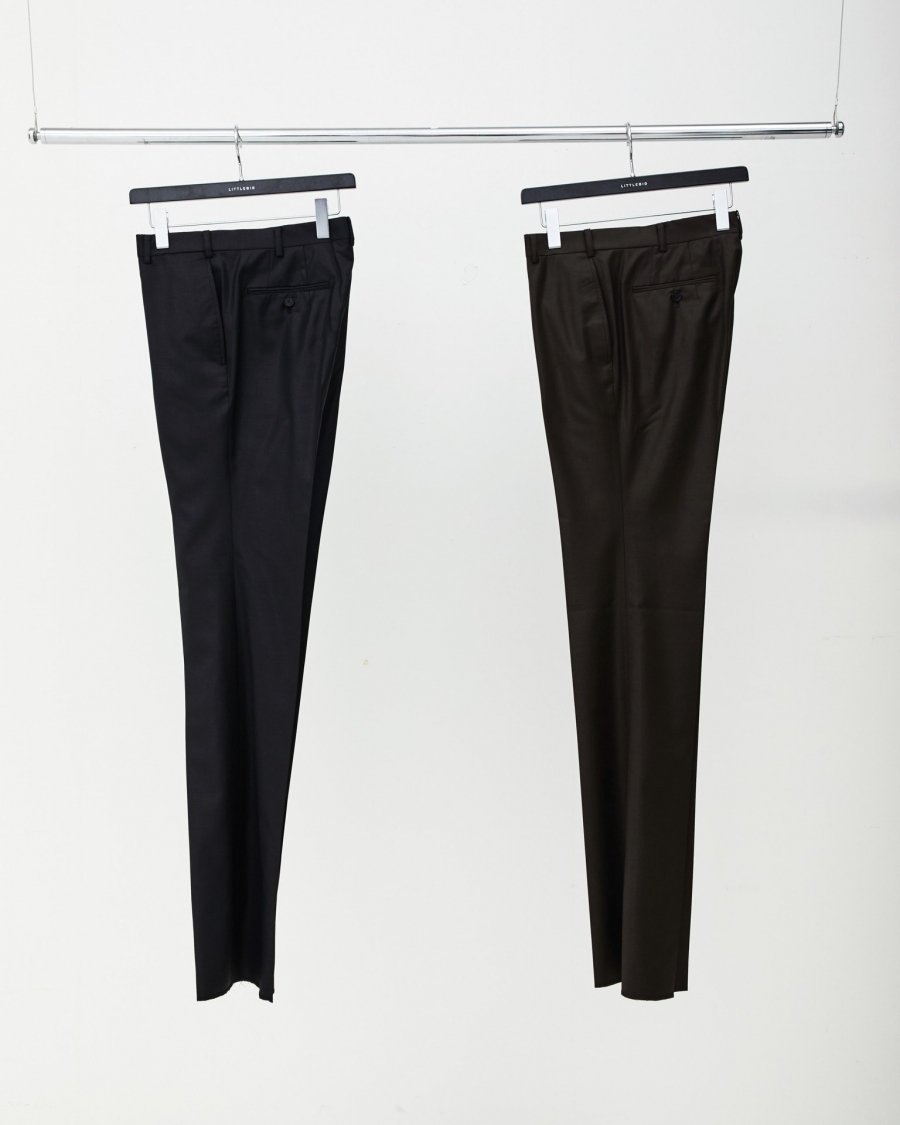 LITTLEBIG  Shiny Flare Trousers ※2月下旬入荷予約品<img class='new_mark_img2' src='https://img.shop-pro.jp/img/new/icons15.gif' style='border:none;display:inline;margin:0px;padding:0px;width:auto;' />