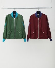 LITTLEBIG  CND Blouson(GREEN)<img class='new_mark_img2' src='https://img.shop-pro.jp/img/new/icons15.gif' style='border:none;display:inline;margin:0px;padding:0px;width:auto;' />
