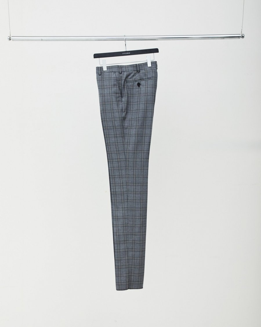 LITTLEBIG  Check Slim Trousers<img class='new_mark_img2' src='https://img.shop-pro.jp/img/new/icons15.gif' style='border:none;display:inline;margin:0px;padding:0px;width:auto;' />