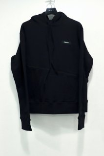 SYU.HOMME/FEMM  Coil zip hoodie(BLACK)<img class='new_mark_img2' src='https://img.shop-pro.jp/img/new/icons15.gif' style='border:none;display:inline;margin:0px;padding:0px;width:auto;' />