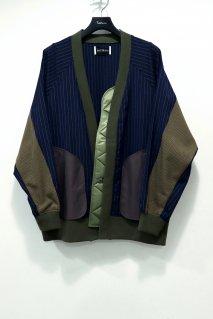 elephant TRIBAL fabrics  HYBRID LIGHT BLOUSON<img class='new_mark_img2' src='https://img.shop-pro.jp/img/new/icons15.gif' style='border:none;display:inline;margin:0px;padding:0px;width:auto;' />