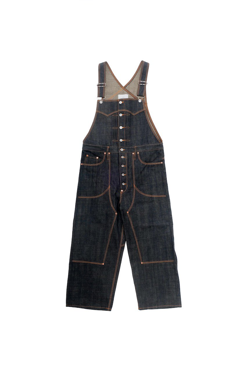 SUGARHILL  SELVEDGE DENIM OVERALL<img class='new_mark_img2' src='https://img.shop-pro.jp/img/new/icons15.gif' style='border:none;display:inline;margin:0px;padding:0px;width:auto;' />